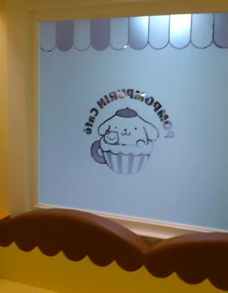 ポムポムプリンカフェ!?