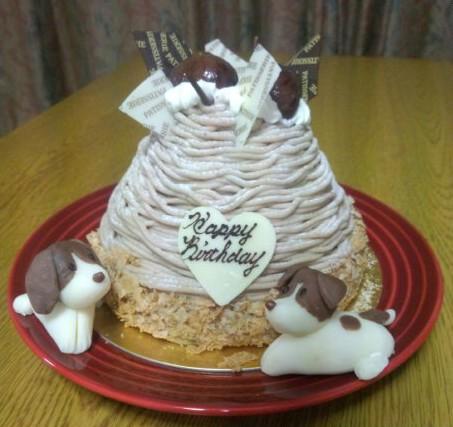 ケーキと2<br />  匹
